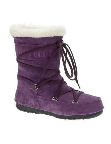 MOON BOOT W.E. BUTTER MID VIOLET