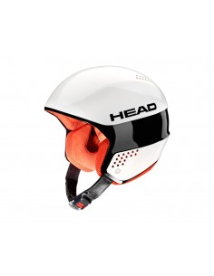 HEAD STIVOT RACE WHITE BLACK